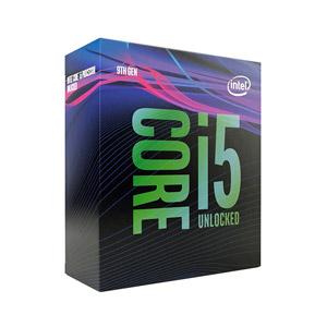 Intel Core i5-9600K - Le meilleur processeur pour monter un PC Gamer à 1500€