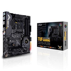 ASUS TUF X570 Gaming Plus - La meilleure carte mère pour une configuration AMD à 1500€