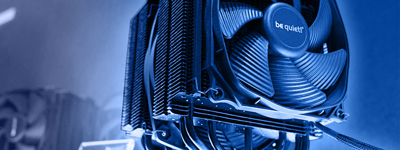 Le ventirad permet de refroidir le processeur d'un PC Gamer