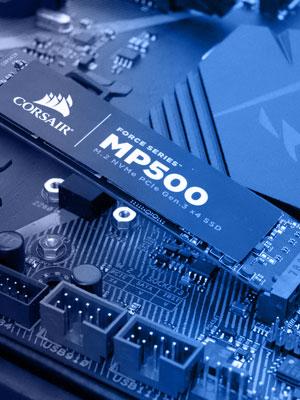 Comparatif SSD pour gamer - SATA et NVMe